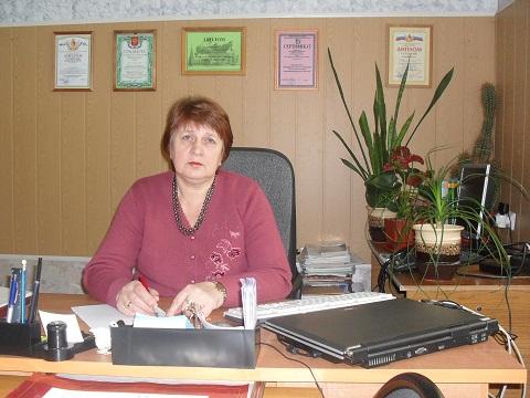 Богданова Елена Петровна